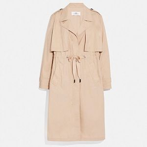 Coach Lightweight Trench